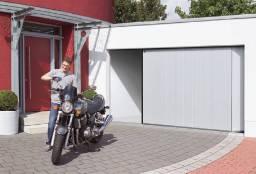 Sidegående garageport